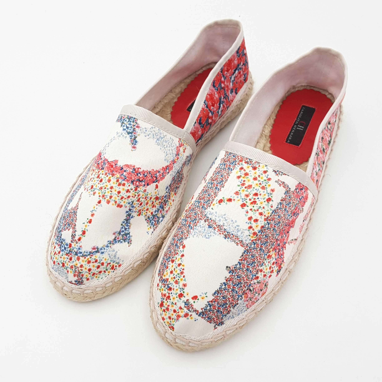 4c515829 Zapatos tacón Carolina Herrera. Burdeos